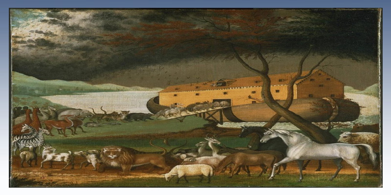 an introduction to the mythology of the story of noahs ark Myth and realism in noah's ark  funny and serious as the story of noah, the five-hundred-year-old man who was asked to save the world, bunnies and all  noted the irony built into noah .